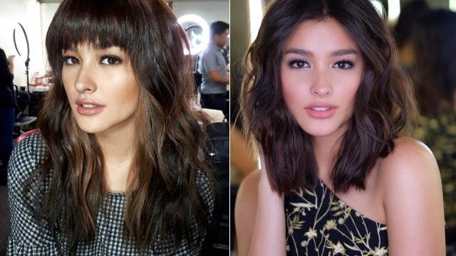 Liza Soberano Shows Off Her New Haircut For 2017