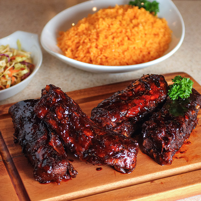 Racks Sriracha Pork Ribs To Spice Up Your Meal