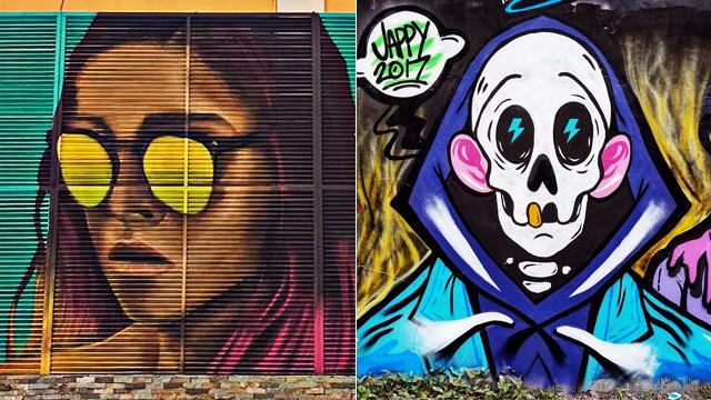 10 Street Art Pieces Around Metro Manila