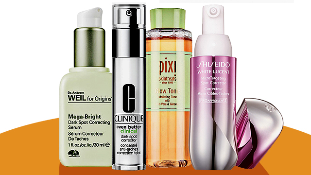 10 Effective Products for Your Dark Spots