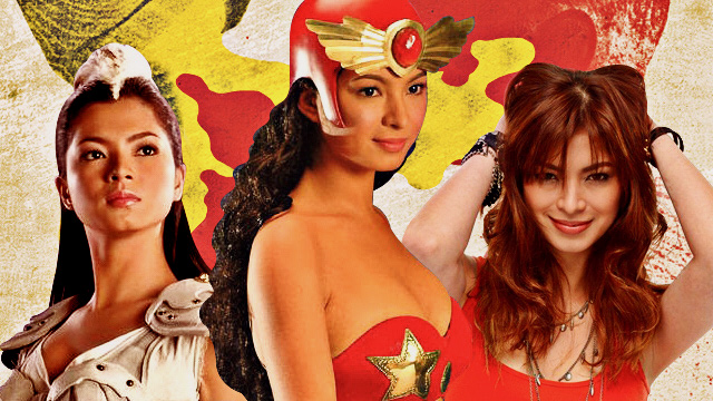Angel locsin darna can recommend