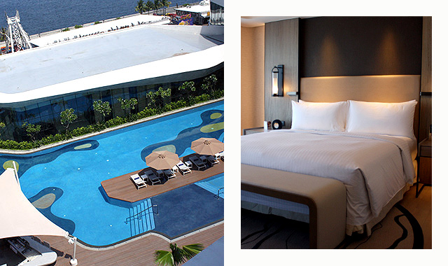 10 Metro Manila Hotels With Beautiful Swimming Pools