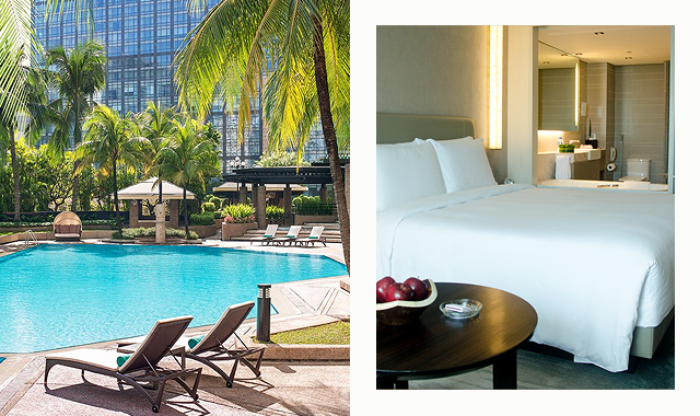 10 Metro Manila Hotels With Beautiful Swimming Pools