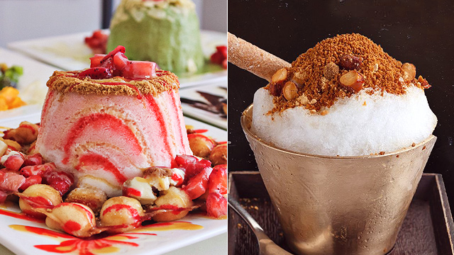 Where To Get Shaved Ice Desserts In Metro Manila | SPOT.ph