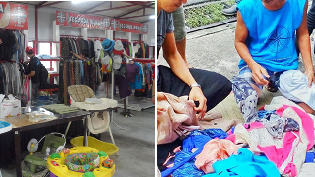 10 Charities Where You Can Donate Old Clothes Spot Ph