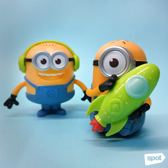 McDonald's Launches New Minions Happy Meal Toys | SPOT.ph