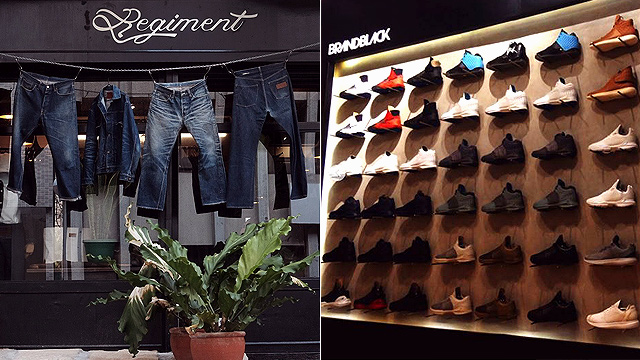 Best Stores For Men In Metro Manila