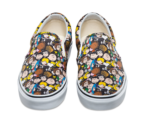 6e7e960194 Vans x Peanuts Spring Summer 2017 Collection