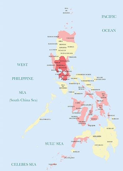 Forgotten History of the Philippines and Its Original Territory