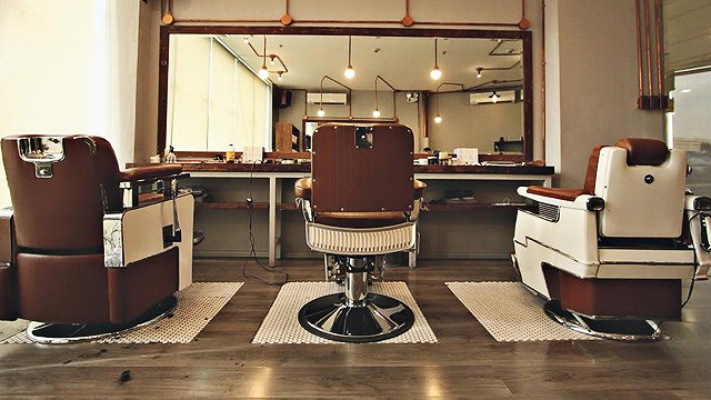 Man Cave Barber Facebook : The return of barbershop mon valley magazine observer