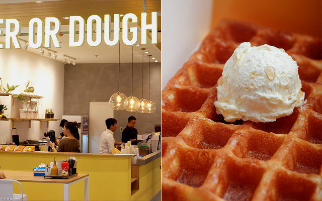 Batter or doughs waffles will brighten up your day spot share stopboris Images