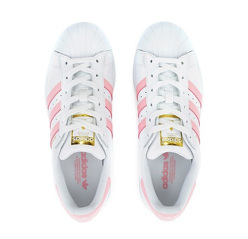 Adidas Originals Superstar en Millennial Pink