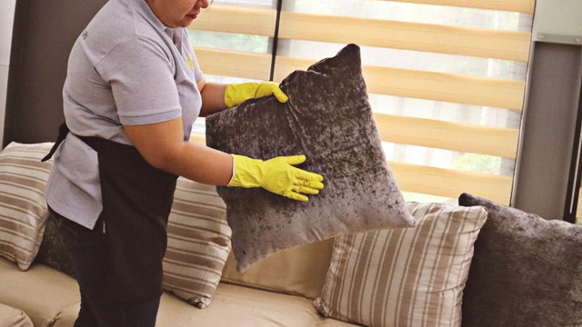 48 HomeCleaning Services You Can Try In Manila SPOTph Fascinating Furniture Cleaning Company Property