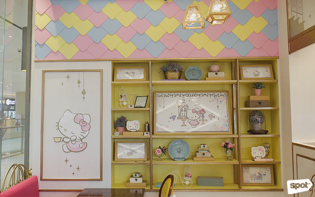 Hello Kitty Cafe Opens At Uptown Mall Uptown Bonifacio