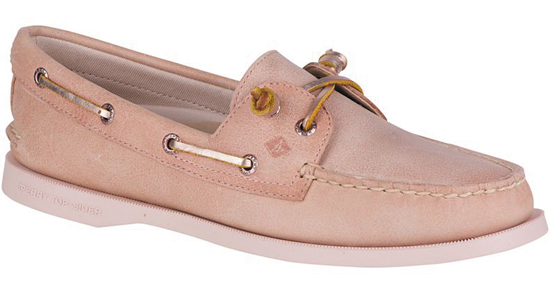 Sperry's New Rose Dust Collection Will