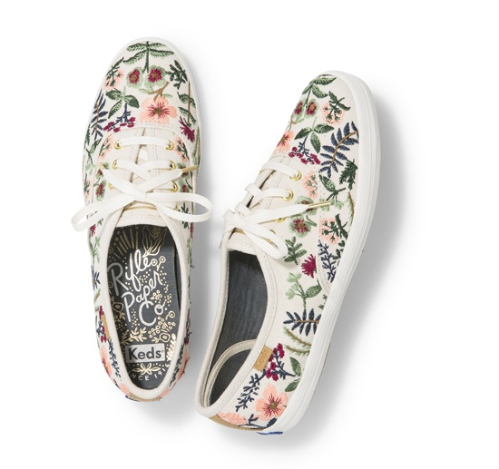 a80c329564b Keds x Rifle Paper Co. Fall 2017 Collection