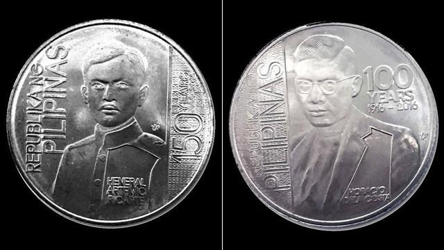 Bangko Sentral Ng Pilipinas Releases Commemorative Coins