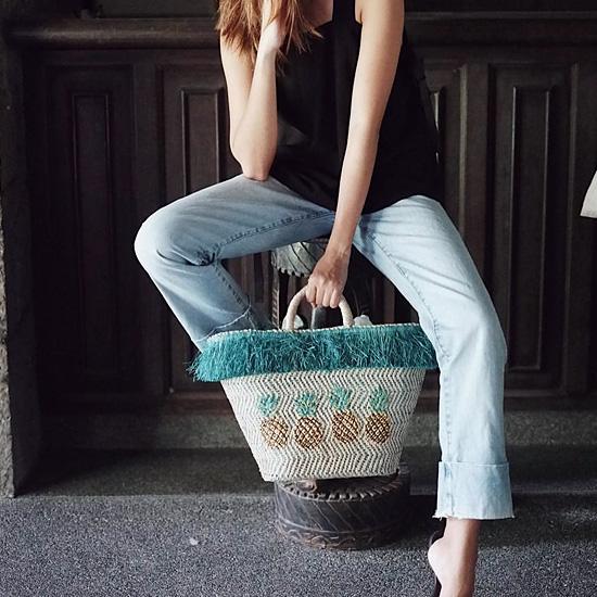 Where to Shop Woven Bags in Metro Manila
