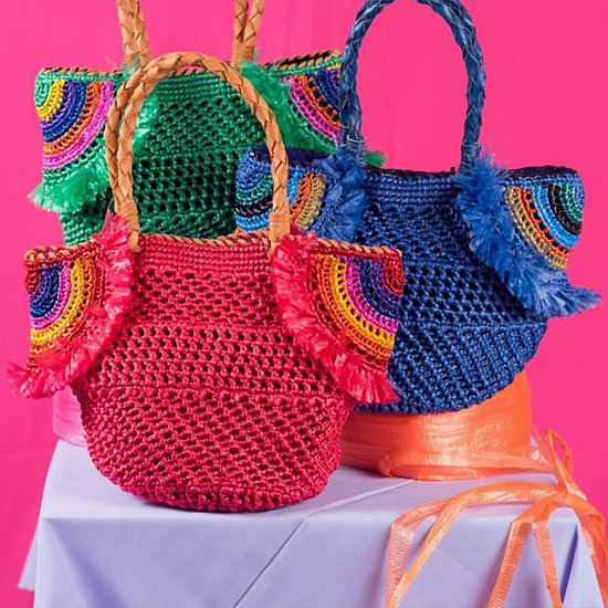 Kultura Abaca Bag Design: Where To Shop Woven Bags In Metro Manila