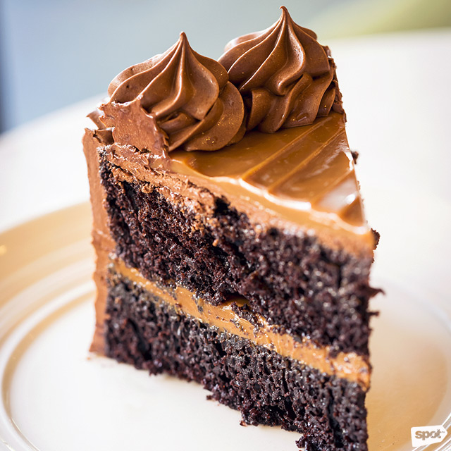 Where To Get The Best Chocolate Cake In Manila Spot