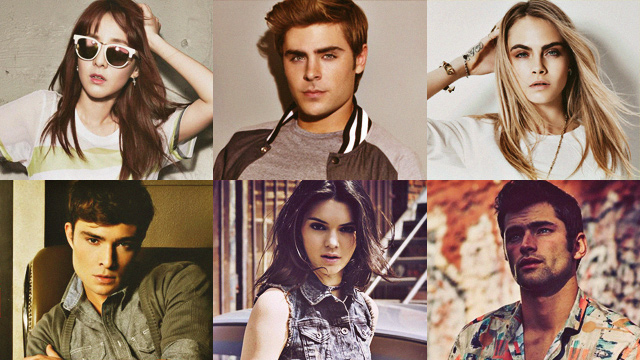 The Many Famous Faces Of Penshoppe