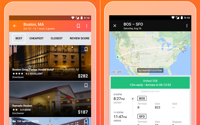 Hotel Search Websites