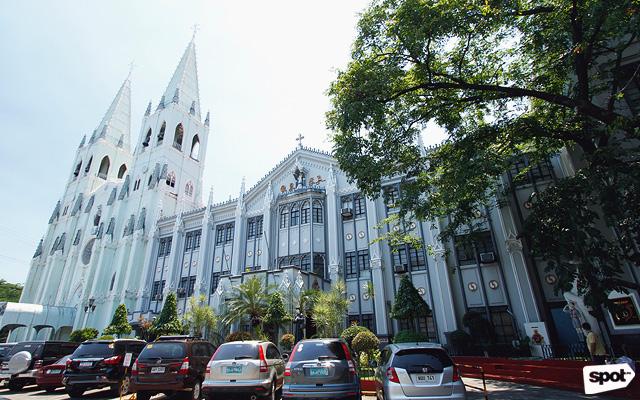 San Sebastian Basilica