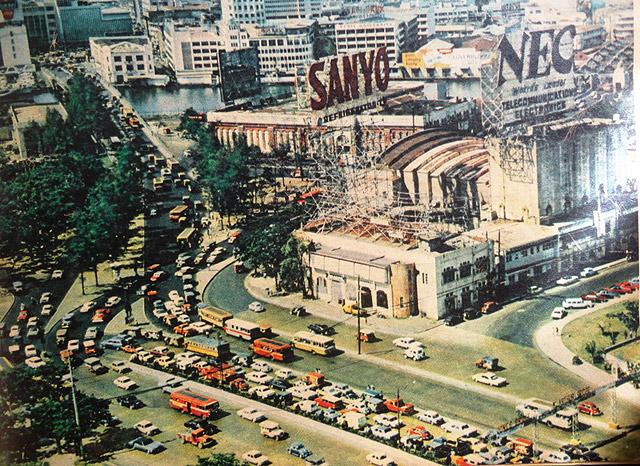 12 vintage photos of taft avenue in manila spot ph
