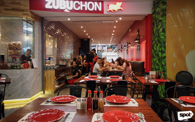Zubuchon Opens Second Manila Branch At Sm Megamall