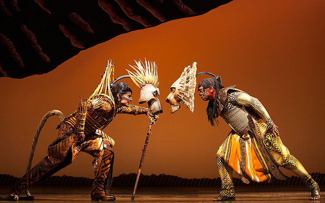 the lion king musical comes to manila in 2018