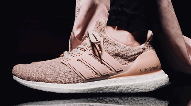 online retailer c0e05 5e5ef On Our Wish Lists: Adidas Ultra Boost 4.0 Candy Pink