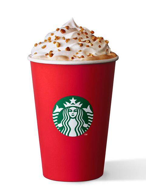 Starbucks Christmas Coffee.Starbucks Brings Back Their Holiday Drinks