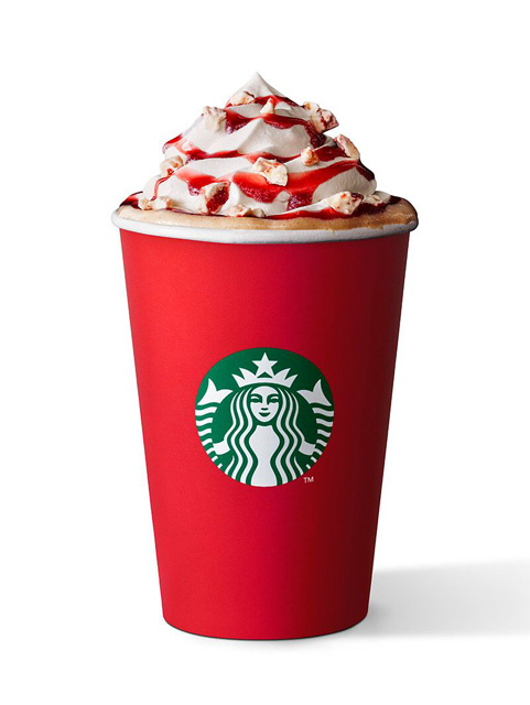 Christmas Starbucks Drinks.Starbucks Brings Back Their Holiday Drinks