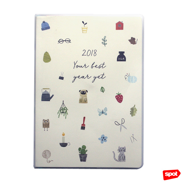 50 Perfect 2018 Planners Diaries And Journals