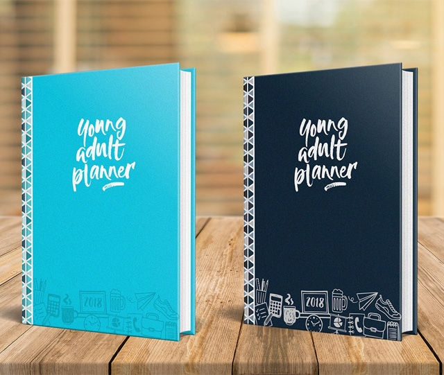 50 Perfect 2018 Planners, Diaries, and Journals