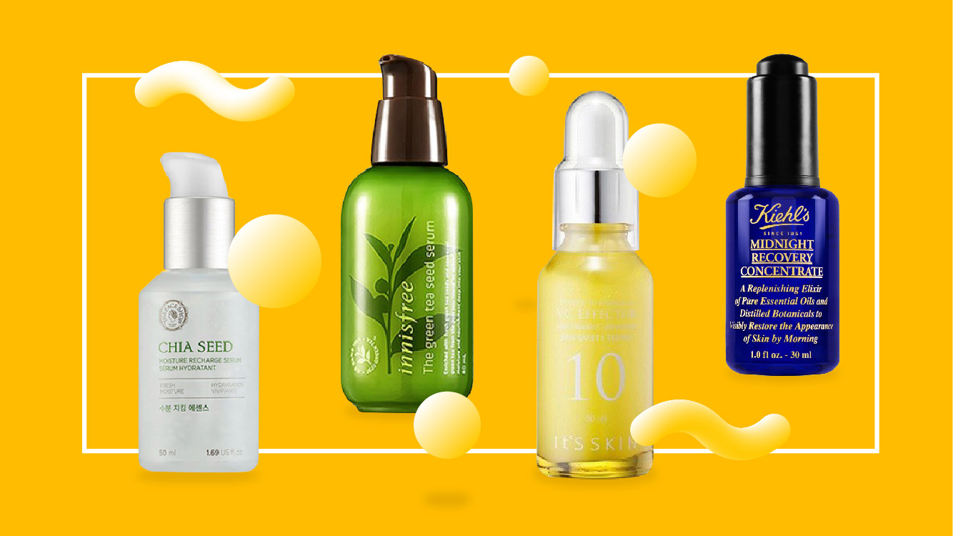 Top 10 Skin Care Serums Available In India
