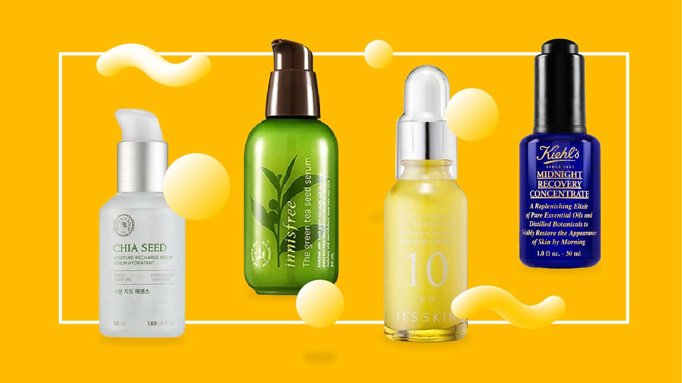 Best serum for mature skin 2019