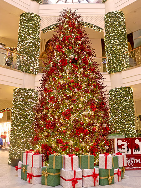Lovely Beautiful Christmas Trees In Hotels And Malls In Manila | SPOT.ph