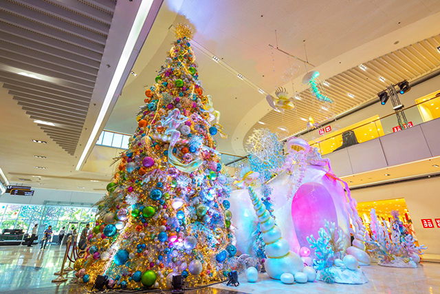 Beautiful Christmas Trees In Hotels And Malls In Manila | SPOT.ph