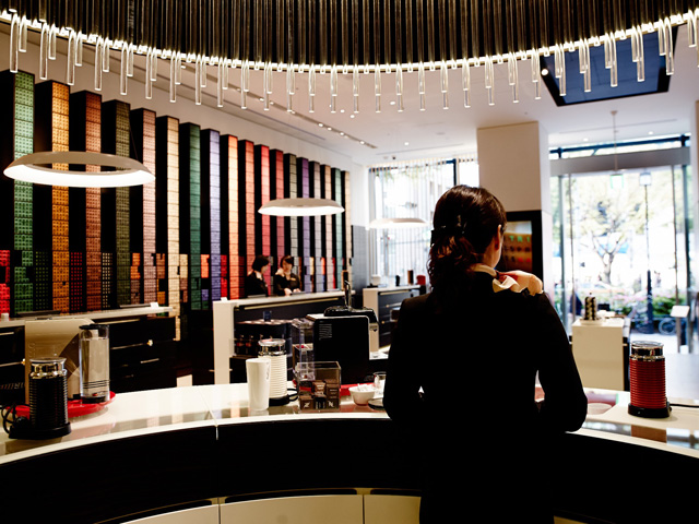 Check Out the First Nespresso Boutique in the Philippines
