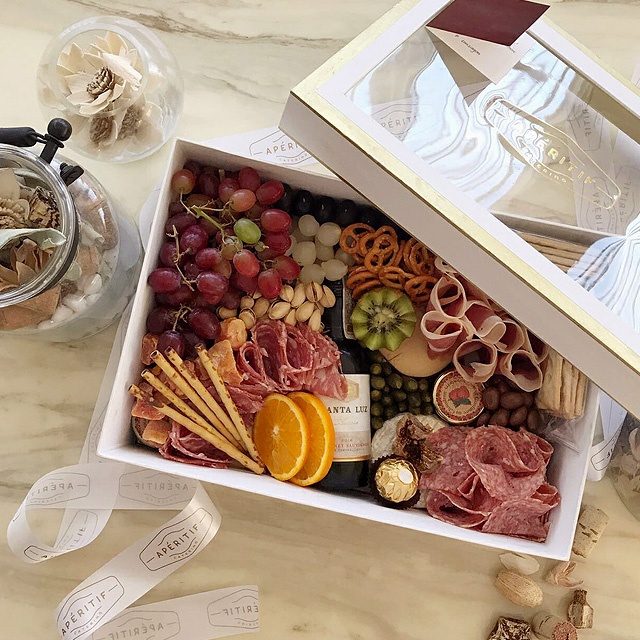 best food gift ideas with pretty packaging spot ph
