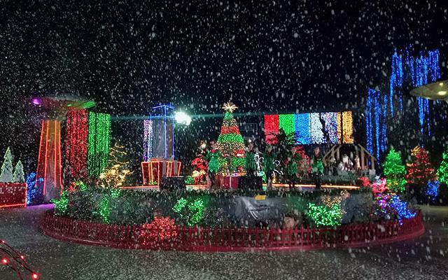 Christmas Lights In Pampanga.Christmas Celebrations Around The Philippines