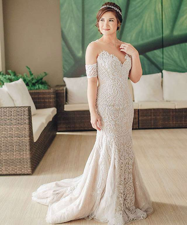Wedding Principal Sponsors Gown: Gorgeous Pinoy Celebrity Gowns (2018 Edition