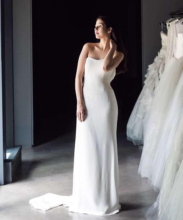 Fancy Camille Prats Wedding Gown Inspiration - Best Evening Gown ...