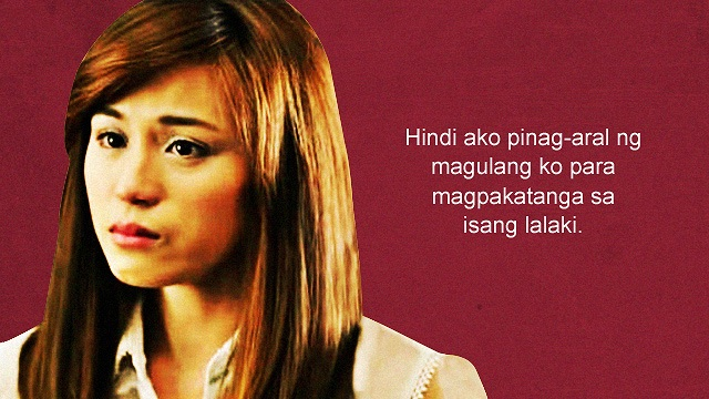 Famous Line Ng Mga Artista : Lines from filipino movies about living the single life