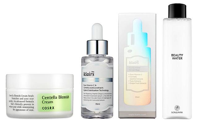 Online Shops Where You Can Buy Korean Beauty Products