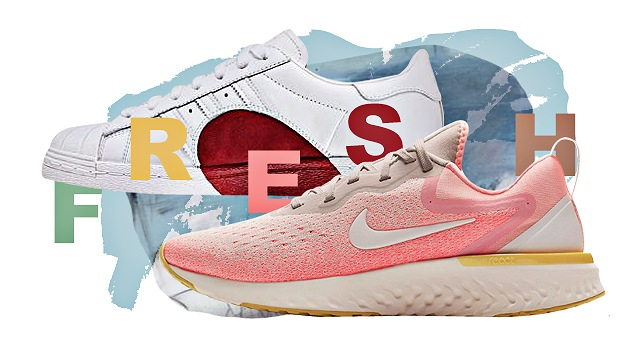 10 Fresh Sneakers on Our Wish Lists
