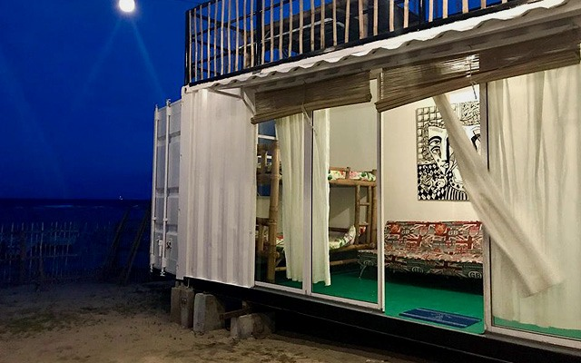 Hotels And Resorts Made From Shipping Containers