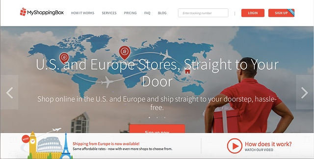 10 Shipping Services to Buy International Items