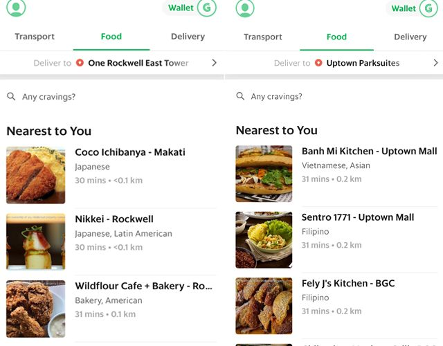 Grab Can Now Deliver Food From Your Favorite Restos